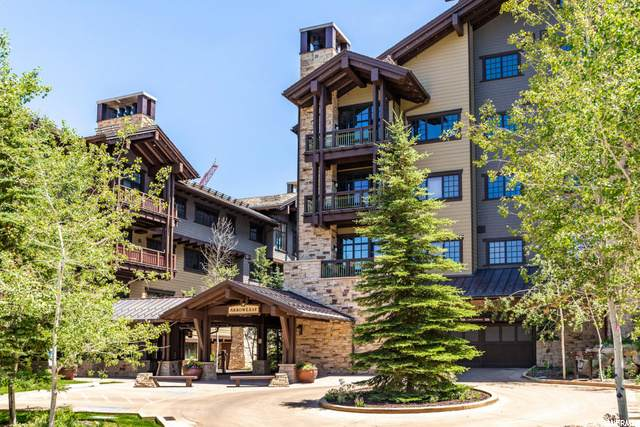 8880 Empire Club Dr #110, Park City, UT 84060 (#1711453) :: Belknap Team