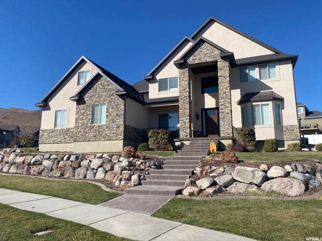 14954 S Rolling Brook Dr W, Herriman, UT 84096 (#1711461) :: Powder Mountain Realty