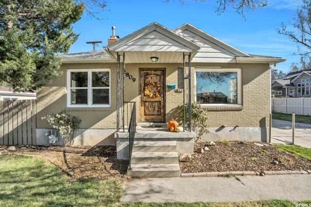 2809 S Melbourne St E, Salt Lake City, UT 84106 (#1711483) :: The Perry Group