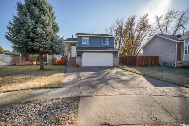 2927 W 4850 S, Roy, UT 84067 (#1711560) :: Bustos Real Estate | Keller Williams Utah Realtors