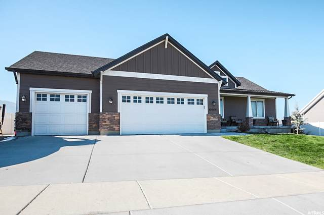 6444 S Solar View Way, West Jordan, UT 84081 (#1711606) :: Doxey Real Estate Group