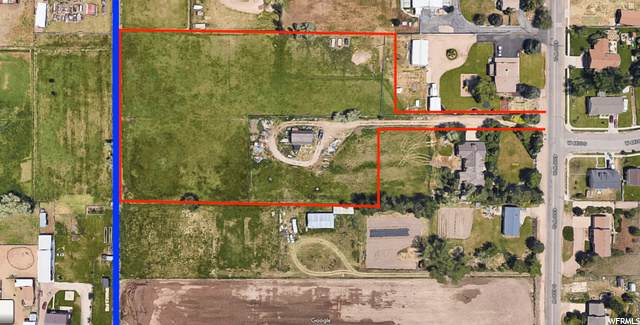 4885 S 4300 W, Hooper, UT 84315 (#1711639) :: Doxey Real Estate Group