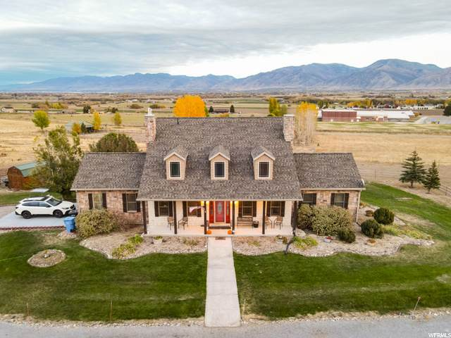 4621 W 4600 S, Wellsville, UT 84339 (MLS #1711640) :: Lookout Real Estate Group