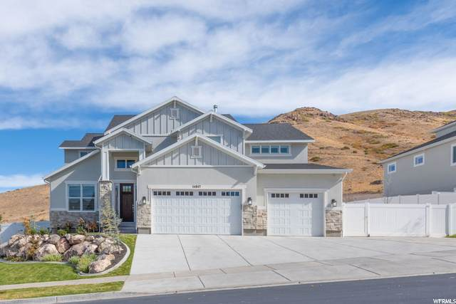 14647 S Skybird Dr W, Herriman, UT 84096 (MLS #1711666) :: Lawson Real Estate Team - Engel & Völkers