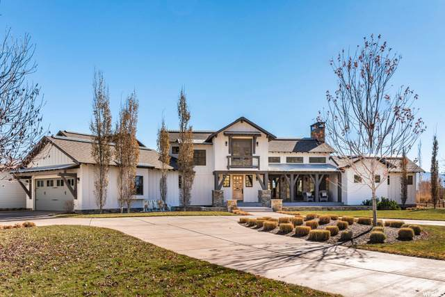 2370 N River Meadows Pkwy, Midway, UT 84049 (#1711692) :: Utah Best Real Estate Team | Century 21 Everest
