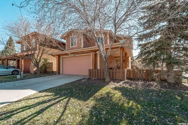 1065 Station Loop Rd #126, Park City, UT 84098 (#1711742) :: Bustos Real Estate | Keller Williams Utah Realtors