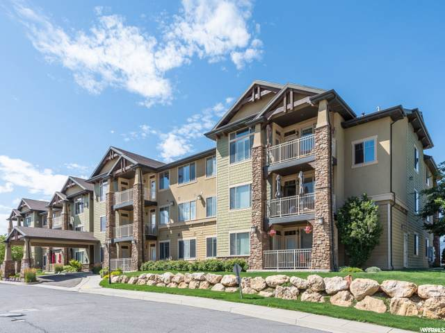602 S Edgewood Dr E #138, North Salt Lake, UT 84054 (#1711783) :: Exit Realty Success