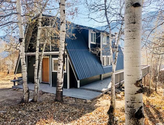 6744 E Orange Rock Rd #48, Oakley, UT 84055 (#1711799) :: Gurr Real Estate