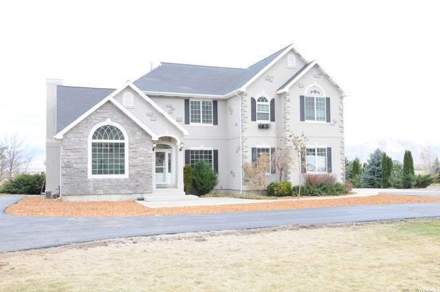 5415 W 2600 S, Mendon, UT 84325 (#1711837) :: Big Key Real Estate