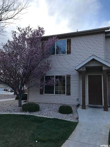 370 W 1425 N #13, Cedar City, UT 84721 (#1711846) :: Exit Realty Success