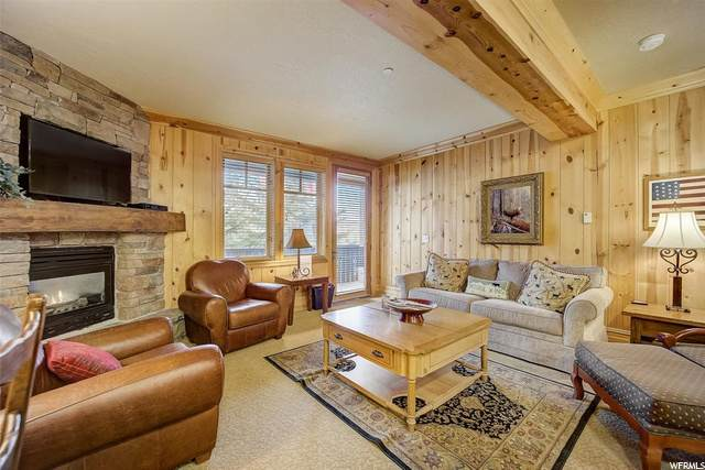 2550 Deer Valley Dr #101, Park City, UT 84060 (#1711872) :: Berkshire Hathaway HomeServices Elite Real Estate