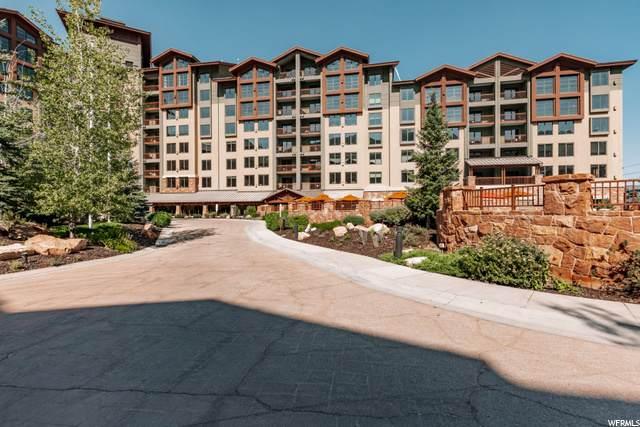 3855 Grand Dr 518 Q3, Park City, UT 84098 (#1711875) :: Big Key Real Estate