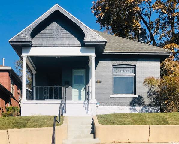 657 E 6TH Ave, Salt Lake City, UT 84103 (#1711877) :: Doxey Real Estate Group