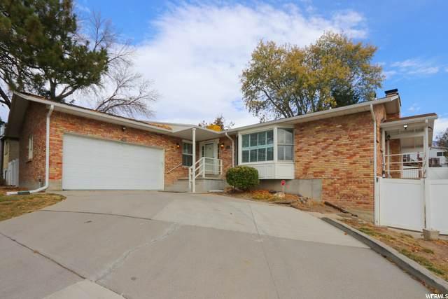 5195 S 820 E, Salt Lake City, UT 84107 (#1711920) :: Doxey Real Estate Group