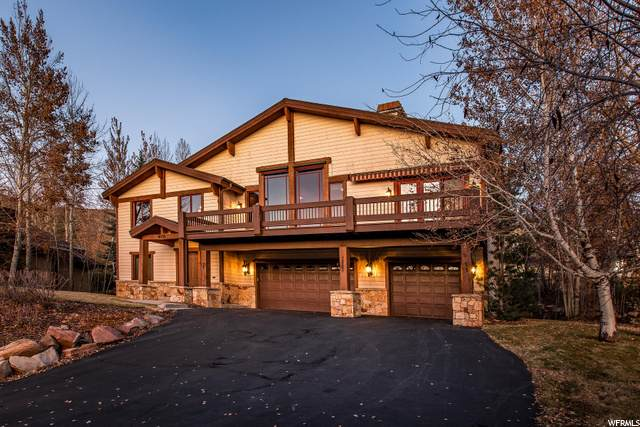 8974 N Sackett Dr, Park City, UT 84098 (MLS #1711926) :: Lookout Real Estate Group