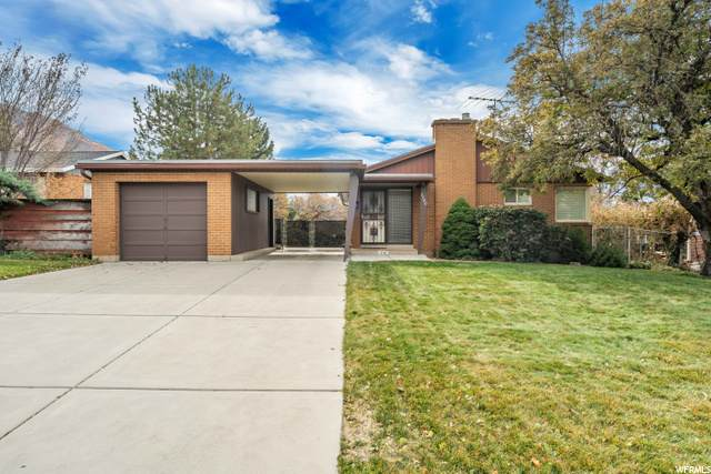 2740 E 4135 S, Holladay, UT 84124 (#1711940) :: Exit Realty Success
