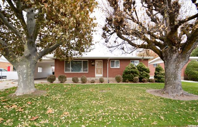 272 Aircraft Ave, Layton, UT 84041 (#1711944) :: Pearson & Associates Real Estate