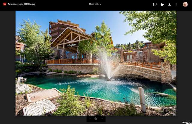 3000 Canyons Resort Dr 10-700, Park City, UT 84098 (#1711961) :: Doxey Real Estate Group