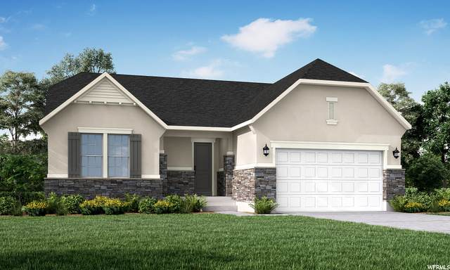 13172 S Pink Blossom Dr, Herriman, UT 84096 (#1712085) :: Bustos Real Estate | Keller Williams Utah Realtors