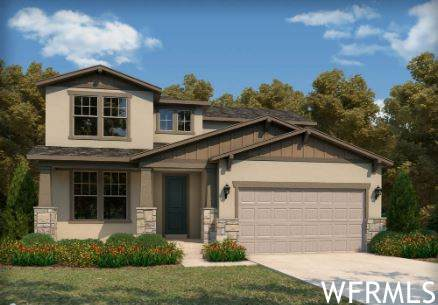 1035 W Regatta Ln, Stansbury Park, UT 84074 (#1712092) :: Red Sign Team
