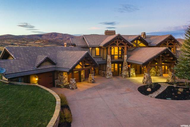 795 Hollyhock St, Park City, UT 84098 (#1712210) :: The Perry Group