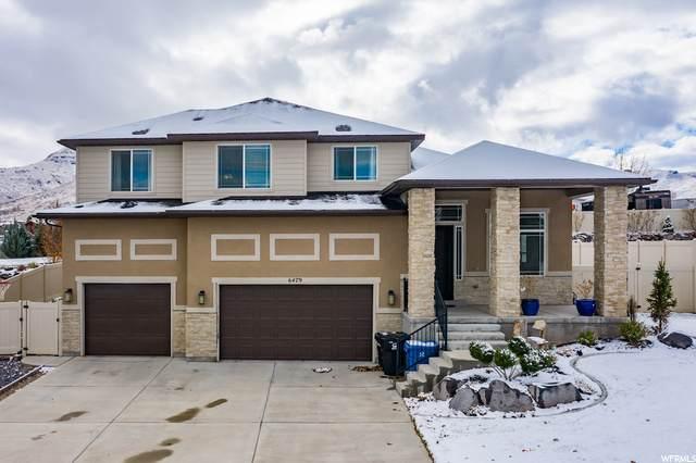 6479 W Davin View Dr N, Herriman, UT 84096 (#1712211) :: Bustos Real Estate | Keller Williams Utah Realtors