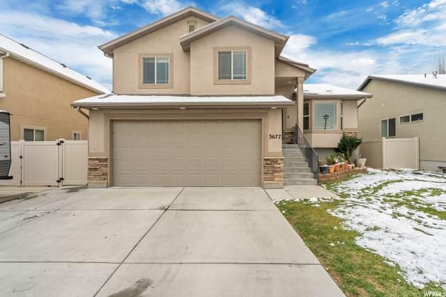 3677 S Lincoln Dr E, Salt Lake City, UT 84115 (#1712229) :: Doxey Real Estate Group