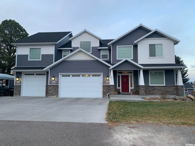 181 E 200 S, Wellsville, UT 84339 (#1712231) :: Exit Realty Success