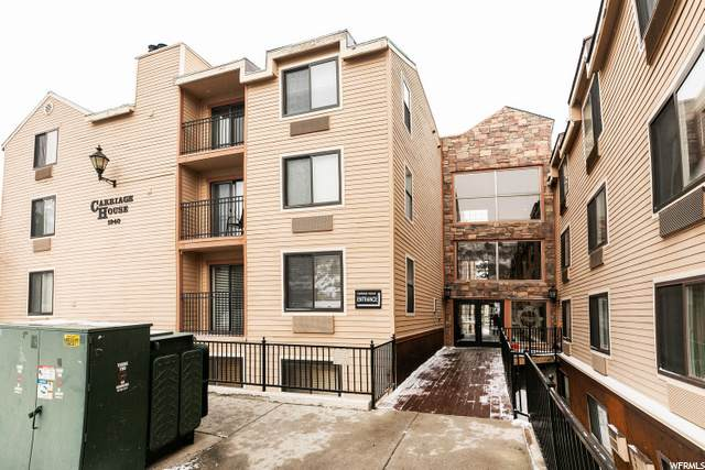 1940 Prospector Ave #129, Park City, UT 84060 (#1712270) :: Doxey Real Estate Group