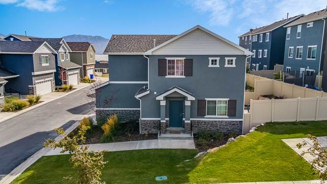 3038 S Red Pine Dr E, Saratoga Springs, UT 84045 (#1712326) :: The Perry Group