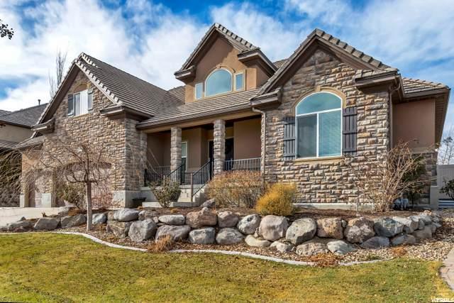 14518 S Long Ridge Dr W, Herriman, UT 84096 (#1712369) :: Bustos Real Estate | Keller Williams Utah Realtors