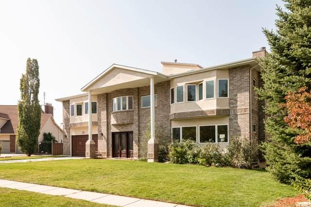 4108 S Splendor Way E, Salt Lake City, UT 84124 (MLS #1712410) :: Jeremy Back Real Estate Team