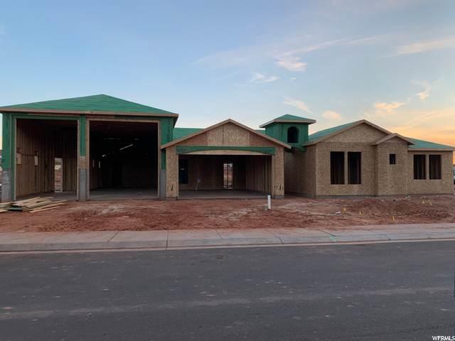 5157 W 2040 S, Hurricane, UT 84737 (#1712436) :: Bustos Real Estate | Keller Williams Utah Realtors