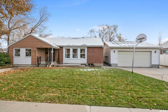 979 W Eclipse Way S, Salt Lake City, UT 84116 (#1712473) :: Doxey Real Estate Group