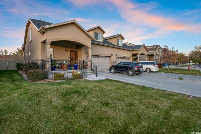 2252 W Harker Farm Ln S, Taylorsville, UT 84129 (#1712489) :: Pearson & Associates Real Estate