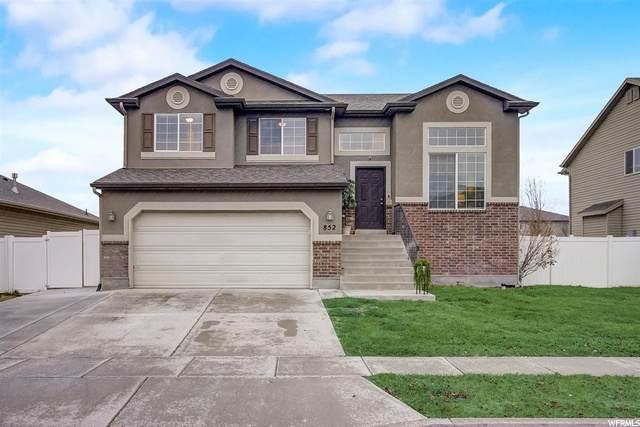 852 W Cambridge Dr, North Salt Lake, UT 84054 (#1712509) :: Bustos Real Estate | Keller Williams Utah Realtors