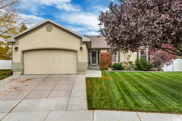 11847 S Taylors Claim Ct, Herriman, UT 84096 (#1712589) :: Bustos Real Estate | Keller Williams Utah Realtors