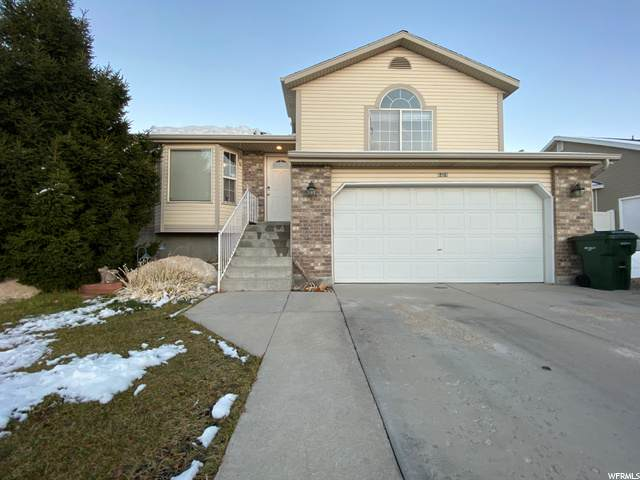 6459 Rogue River Ln, West Valley City, UT 84118 (#1712606) :: Powder Mountain Realty