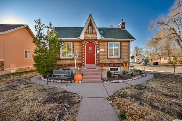 195 N 100 W, Bountiful, UT 84010 (MLS #1712645) :: Jeremy Back Real Estate Team