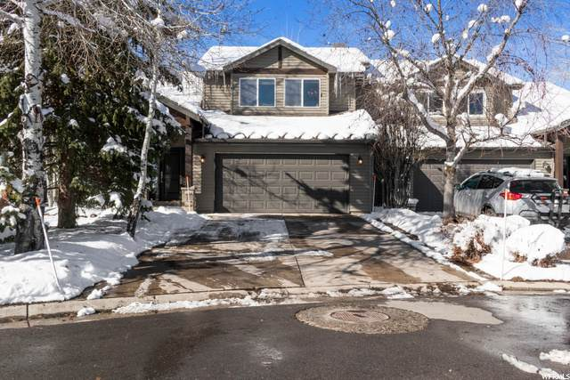 7983 Mustang Loop, Park City, UT 84098 (#1712670) :: Colemere Realty Associates