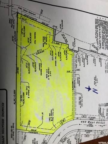 460 W 80 S #4, Richmond, UT 84333 (#1712690) :: Utah Best Real Estate Team | Century 21 Everest