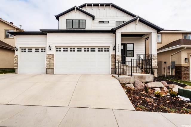 4492 N Pheasant Ridge Trl W, Lehi, UT 84043 (#1712699) :: Berkshire Hathaway HomeServices Elite Real Estate