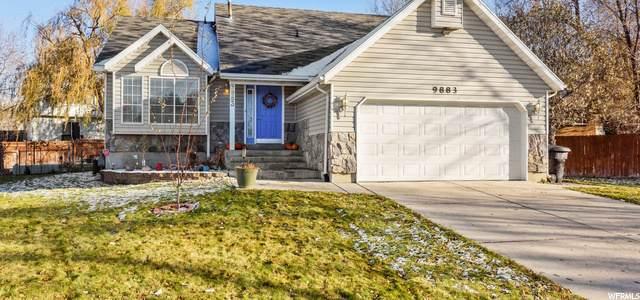 9883 S Barium Ln, Sandy, UT 84094 (#1712767) :: Berkshire Hathaway HomeServices Elite Real Estate