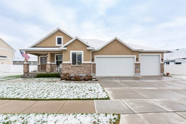 513 E Peterson Pkwy, South Weber, UT 84405 (#1712795) :: Red Sign Team