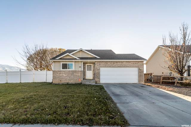 491 W 465 S, Spanish Fork, UT 84660 (#1712799) :: Exit Realty Success