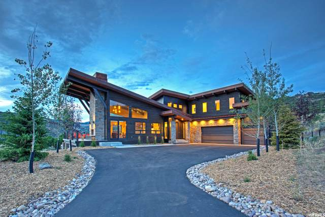 836 E Canyon Gate Rd #41, Park City, UT 84060 (MLS #1712810) :: Lookout Real Estate Group