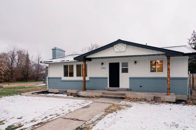 190 E 100 S, Hyrum, UT 84319 (#1712834) :: The Perry Group
