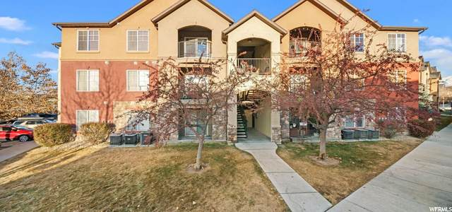 372 S 930 W #104, Pleasant Grove, UT 84062 (#1712844) :: Berkshire Hathaway HomeServices Elite Real Estate