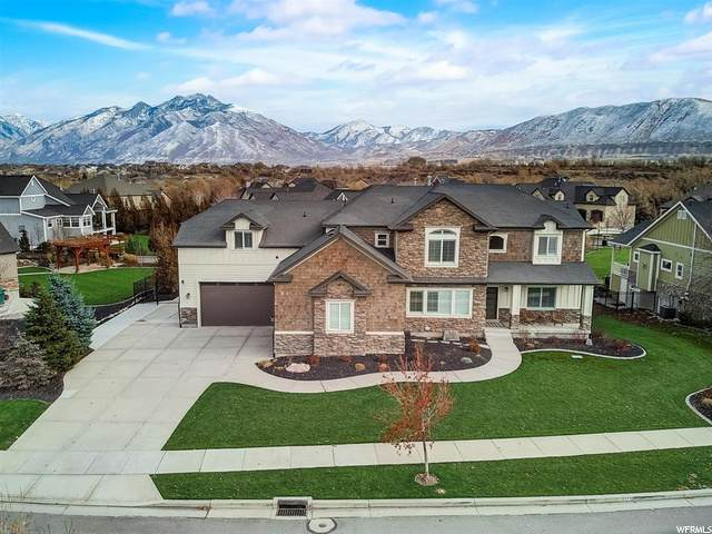 14373 S Peacock Midge Dr W, Bluffdale, UT 84065 (#1712862) :: Powder Mountain Realty