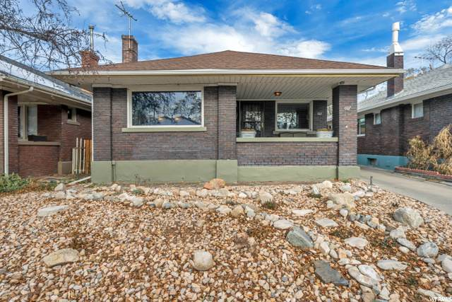 607 E Bryan Ave S, Salt Lake City, UT 84105 (#1712896) :: Bustos Real Estate | Keller Williams Utah Realtors
